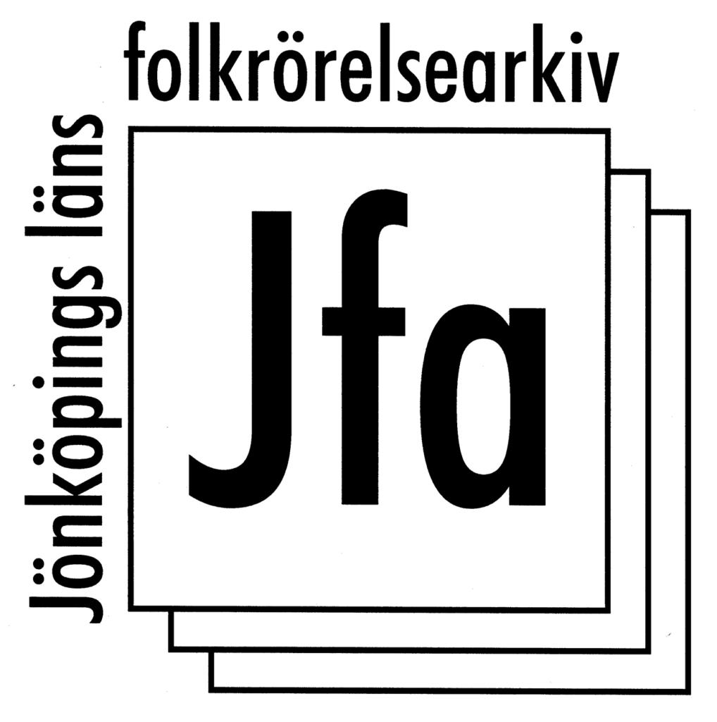 jönköpings folkrörelsearkivs logotyp