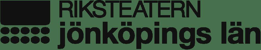 riksteatern jönköpings läns logotyp